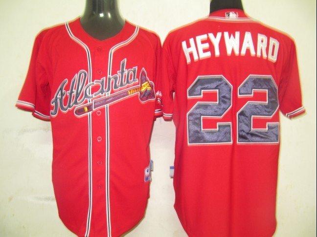 Atlanta Braves # 22jersey