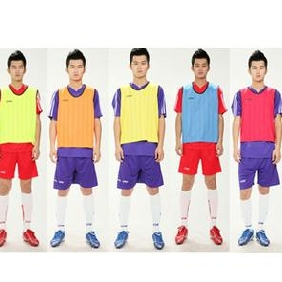 Comfortable Breathable Professional Training Sleeveless Football Jersey