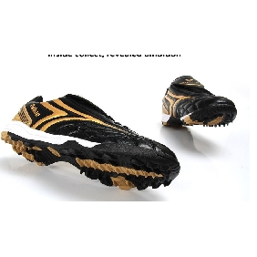 Male TF Training Broken Nail Artificial Leather Football Shoes