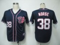 Washington Nationals Baseball Jerseys #38 Michael Morse Jersey Sport Wear、