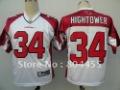 Arizona Cardinals #34 Tim Hightower Football Jerseys Size:48-56