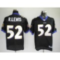 Baltimore Ravens #52 Ray Lewis Football Jerseys Size 48-54