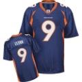 Denver Broncos Jerseys #9 Brady Quinn Blue Jersey Size 48-56